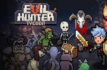 Evil Hunter Tycoon взломанный (Мод много денег)