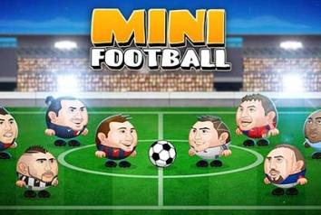 Mini Football взломанный (Мод много денег)