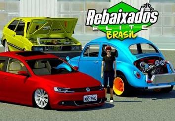 Взломанный Rebaixados Elite Brasil (Мод много денег)
