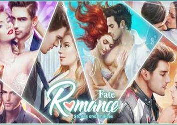 Romance Fate: Stories and Choices взломанный (Мод на билеты)