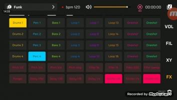 DJ Loop Pads взломанный (Мод все открыто)