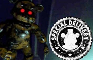 Взлом FNAF AR Special Delivery (Mod: много денег)