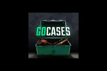 Go Cases взломанный (Мод много денег)