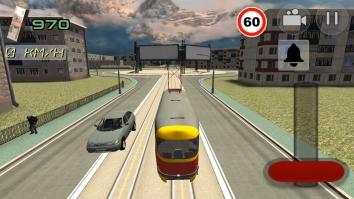 Взломанный Симулятор трамвая 3D (Мод много денег)