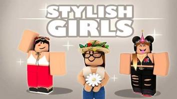 Взломанный Girls Skins for Roblox (Мод много денег)