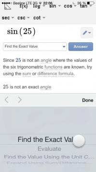 Mathway полная версия (Мод Premium)