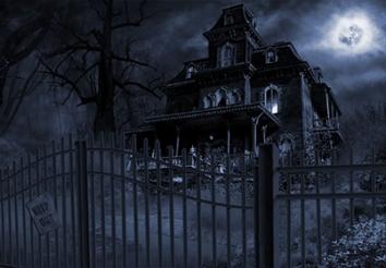 Взломанный Scary Mansion (Мод бессмертие)