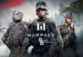 Взломанная Warface: Global Operations (Мод много денег/меню)