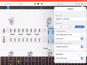 Взлом Guitar Pro (Мод полная версия)