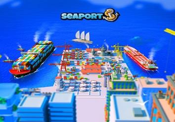 Sea Port: Стратегия взломанный (Мод много денег)