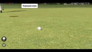 Король гольфа – мировой тур взлом (Мод много денег)