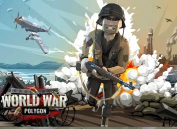 Взломанный World War Polygon (Мод много денег)