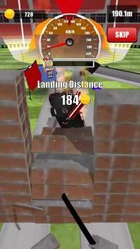 Stunt Car Jumping взломанный (Мод много денег)