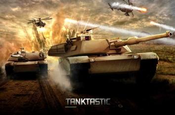 Tanktastic 3D tanks взломанный (Мод свободные покупки)