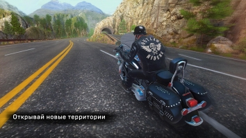 Взломанный Outlaw Riders: Война Байкеров (Мод много денег)