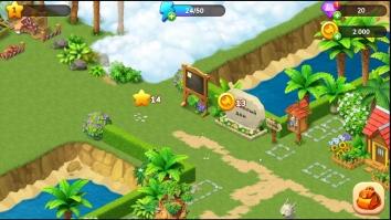 Взломанная Dragonscapes Приключение (Мод бесконечные деньги)