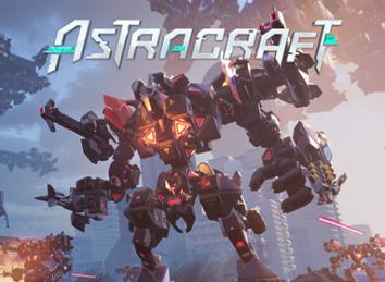 Взломанный Astracraft (Мод бесконечные деньги)