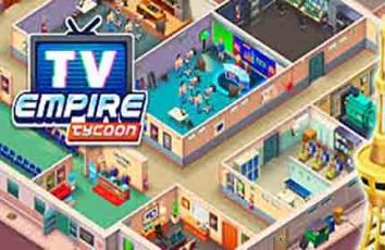 TV Empire Tycoon взломанный (Мод много денег)