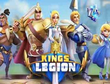Kings Legion взломанный (Мод свободные покупки)