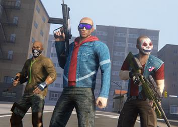 Grand Crime Gangster взломанный (Мод бесконечные деньги)