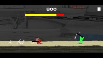 Взломанный Stickman The Flash (Мод много денег)