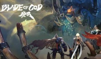 Взломанный Blade of God (Мод много денег)