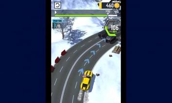 Взломанный Turbo Tap Race (Мод много денег)
