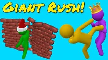 Взломанный Giant Rush! (Мод много денег)