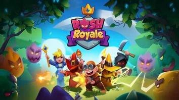 Rush Royale - Tower defense взлом (Мод много денег)
