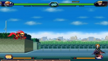 Bleach vs Naruto взлом (Мод)