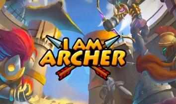 I am Archer взломанный (Мод много денег)