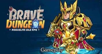 Взломанный Brave Dungeon: Immortal Legend (Mod на деньги)