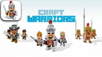 Craft Warriors взломанный (Мод много денег)