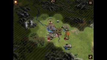Взломанный Glory of Generals 3 (Мод все открыто/меню)