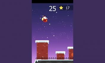 Santa jump взлом (Мод полная версия)