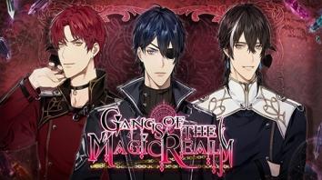 Взломанный Gangs of the Magic Realm: Otome Romance Game (Мод на кристаллы)