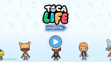 Toca Life: Hospital взломанный (Мод все открыто)