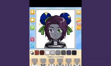 Anime Avatar maker взломанный (Мод все открыто)