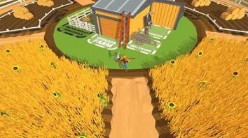 Взломанный Harvest it - управление собственной фермой (Мод много денег)