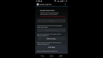 Screen Lock Pro взлом (Мод разблокировано)