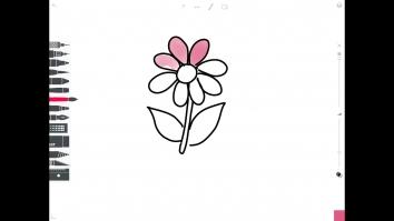 Tayasui Sketches взлом (Mod: pro)