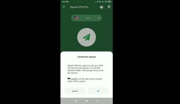Speed VPN Pro (Мод разблокировано / без рекламы)