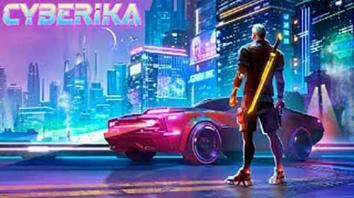 Взломанный Cyberika: Киберпанк экшен RPG (Мод много денег)