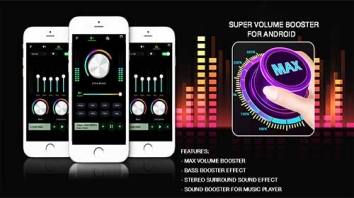 Super Volume Booster взлом (Мод pro)