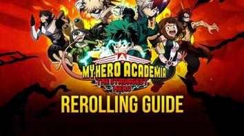 My Hero Academia: The Strongest Hero взломанный (Мод много денег)