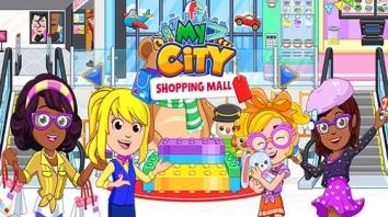 My City : Торговый центр взлом (Мод полная версия)